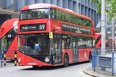 AL LT724 @ London Euston
