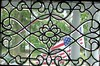 Gorgeous Beveled Cut Glass Window