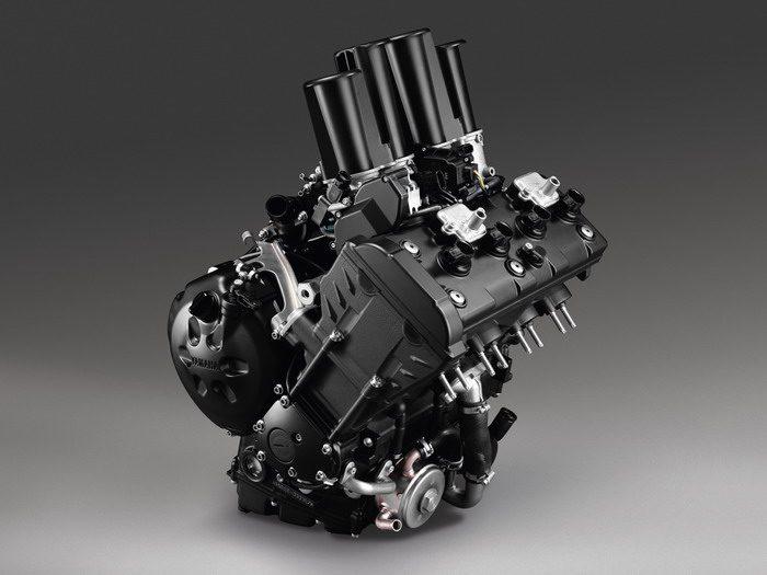 Yamaha 800 FZ8 2014 - 4