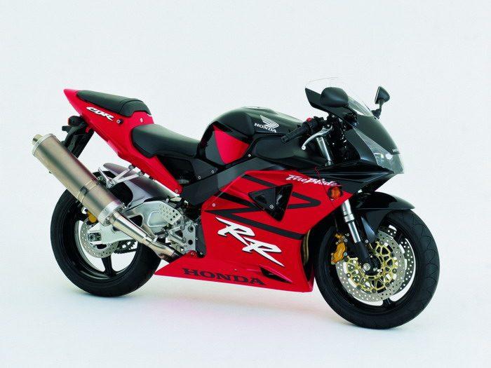 Honda CBR 900 RR FIREBLADE 2003 - 32