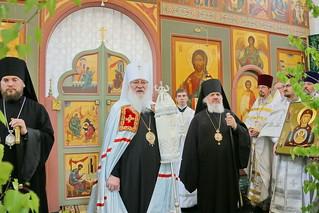 Божественная литургия 316