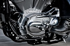 Harley-Davidson XL 883 L Superlow 2011 - 3
