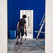 What lurks around the corner? by Scriblerus