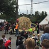 Have you been touched by His Noodley Appendage? #pastafarian #fsm #flyingspaghettimonster #fremont #summersolstice #seattle #parade