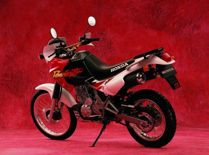 Honda NX 650 Dominator 2002 - 3