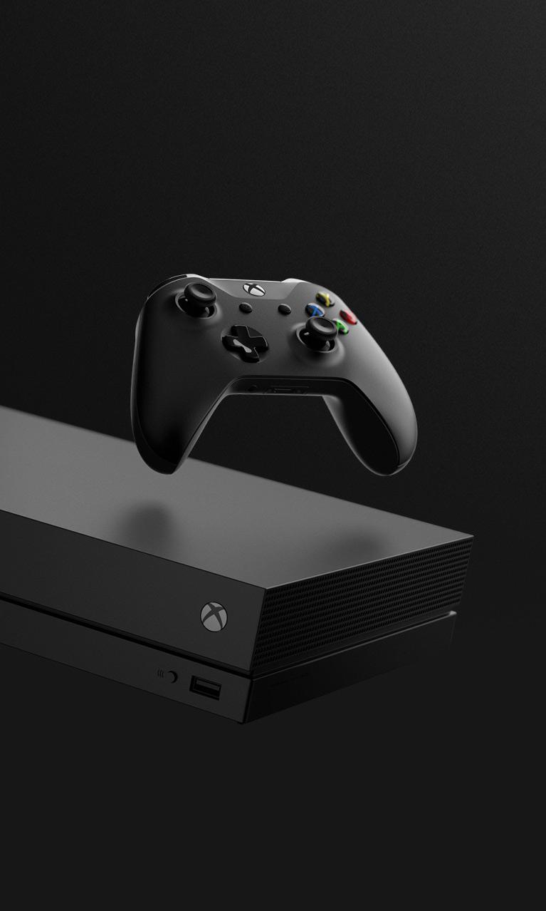 微軟正式發表天蠍計畫新主機「Xbox ONE X」,售價與發售日期公開!