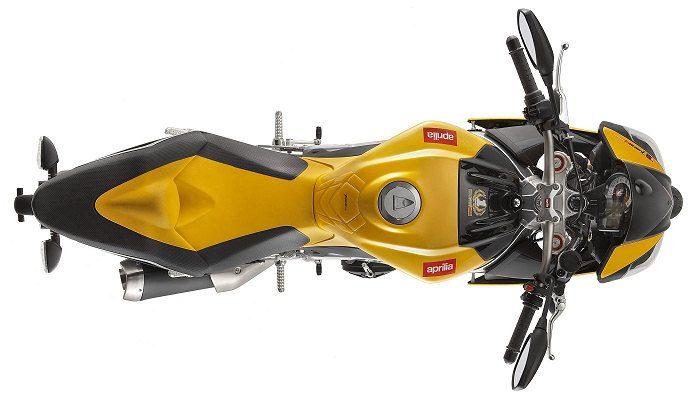 Aprilia TUONO 1000 V4 R 2011 - 16