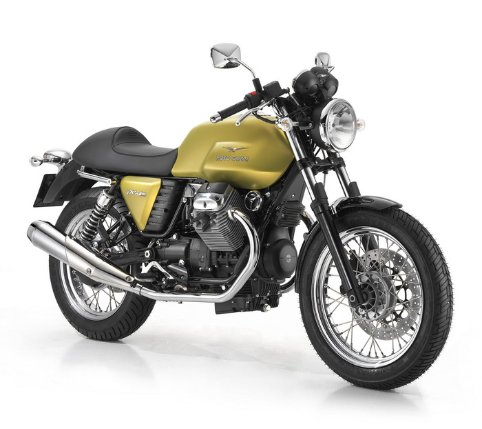 Moto-Guzzi V7 750 Cafe Classic 2010 - 24