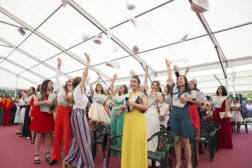 La Universidad Nebrija celebra la Graduación de la Promoción 2017 (grado)