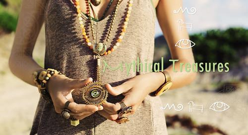 Modern Fashion Jewelry