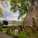 Small photo of The Alloway Church graveyard
