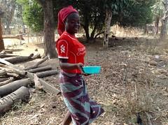 Eggon woman, Langa Langa Village, Nasarawa State, Nigeria. #JujuFilms