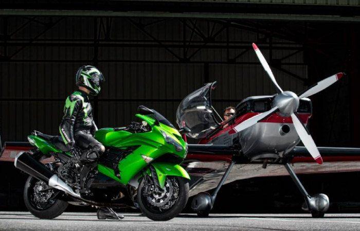 Kawasaki 1400 ZZR 2019 - 27
