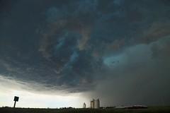 Kanorado thunderstorm #1