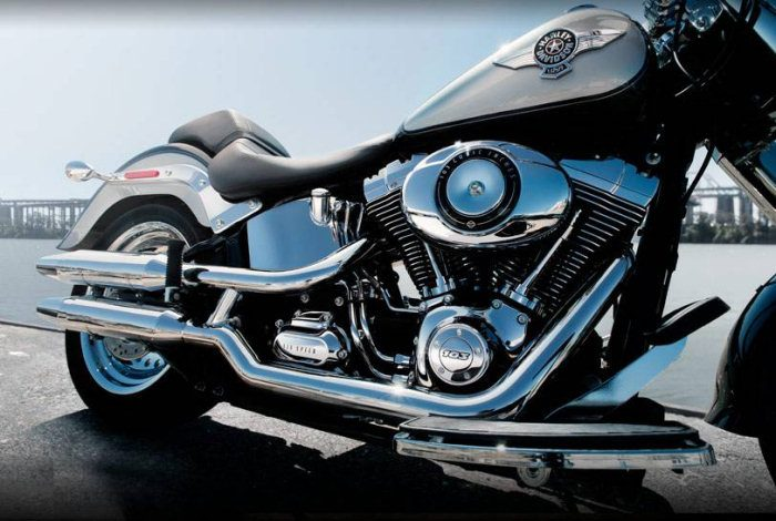 Harley-Davidson 1690 SOFTAIL FAT BOY FLSTF 2014 - 1