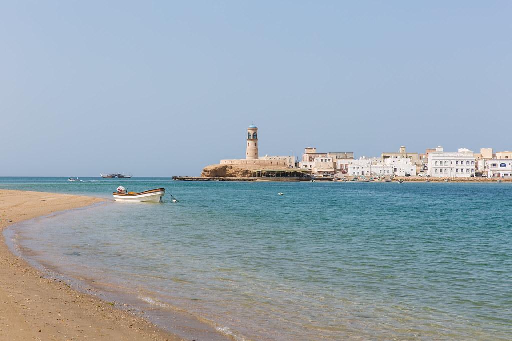 Oman. Sur