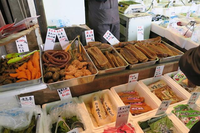 Tsukiji Market, Japan