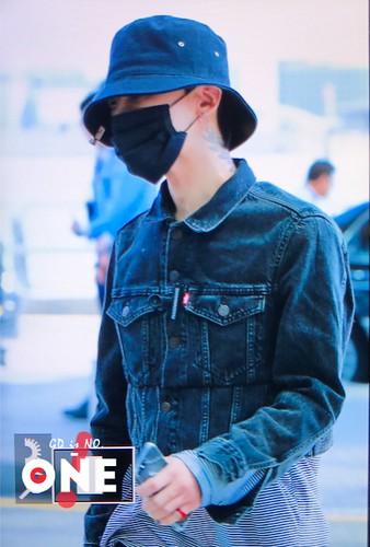 G-Dragon Departure Seoul ICN 2017-05-20 (6)