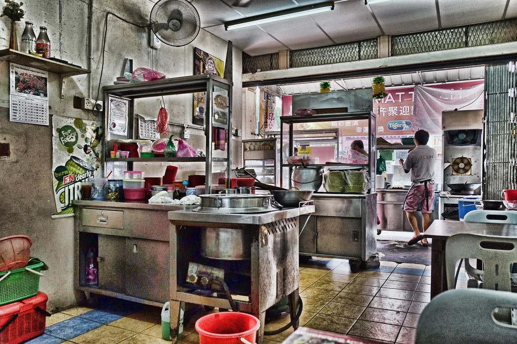 Sin Hua Hawker Stall, Penang
