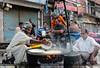 Tastes of Street by Amna Yaseen