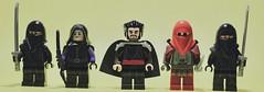 League of Assassins - Heir to the Demon
