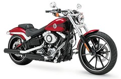 Harley-Davidson 1690 SOFTAIL BREAKOUT FXSB 2013 - 9