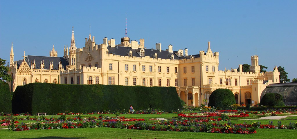 Lednice Schloss
