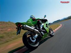 Kawasaki ZX-6R 636 2003 - 11