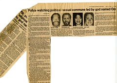 FBI, Police Watching Religious Cult...SF Examiner, July 31 1983, 2 of 2