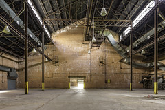 Imperial Sugar Warehouse Interior No. 1