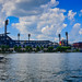 PNC Park along the Allegheny River - Pittsburgh PA