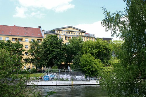An der Spree in Moabit