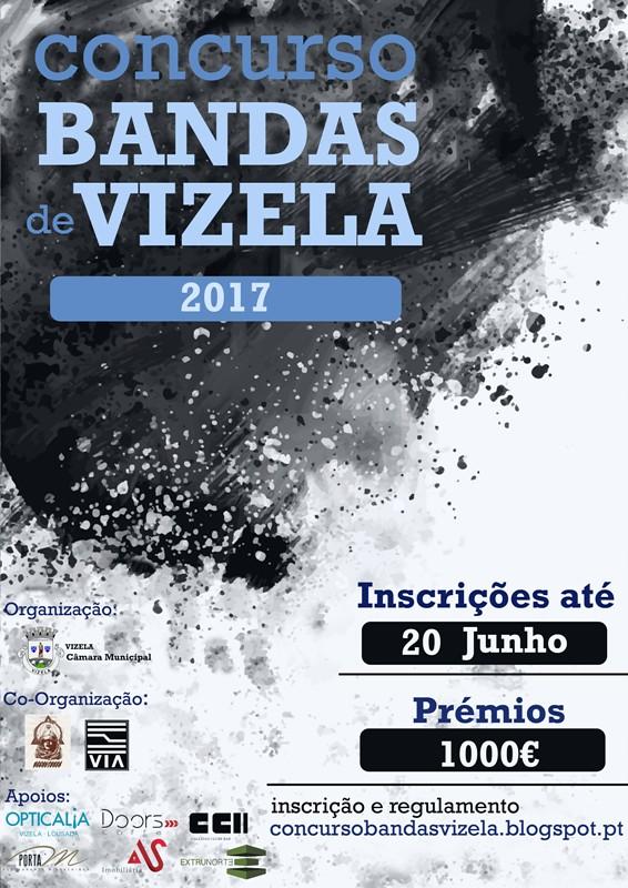 cartaz concurso bandas 2017