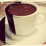 Chocolate Quente sem Leite