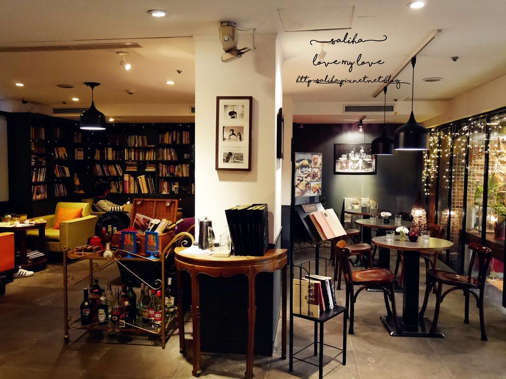 台北公館站不限時餐廳推薦瑪德蓮書店咖啡cafe madeleine (40)