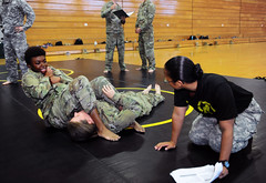 Basic Combative Course - Last Day