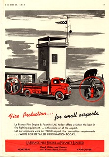 1946 LaFrance Fire Fighting Equipment (Canada)