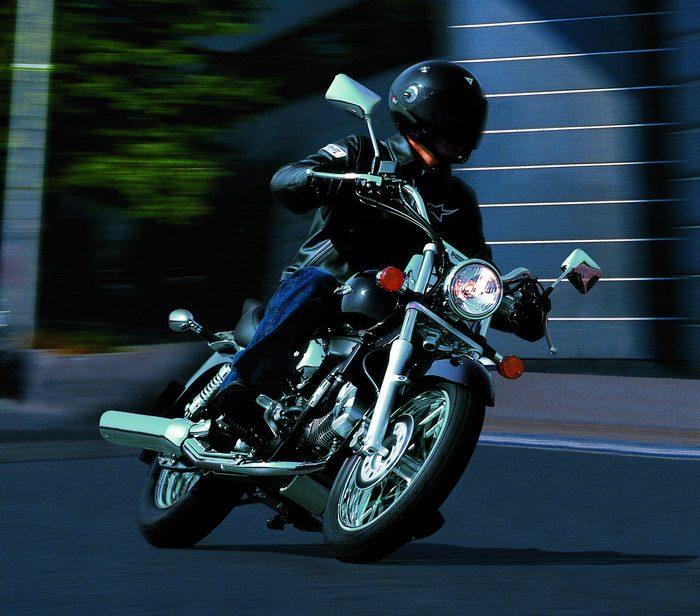 Honda 125 Shadow VT 2006 - 20