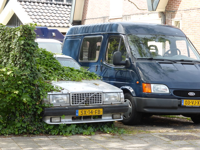 Volvo 740 Turbo, Panasonic DMC-TZ35