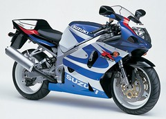 Suzuki 750 GSX-R 2003 - 3