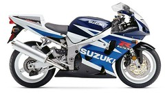 Suzuki 750 GSX-R 2003 - 6