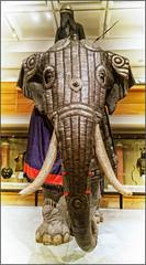 Elephant Armour at the Royal Armouries, Leeds