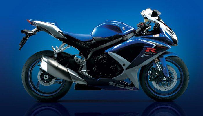 Suzuki 600 GSX-R 2009 - 16