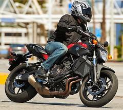 Yamaha MT-07 700 2015 - 26