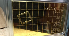 The Most Innovative Fractional Gold Option are the CombiBars