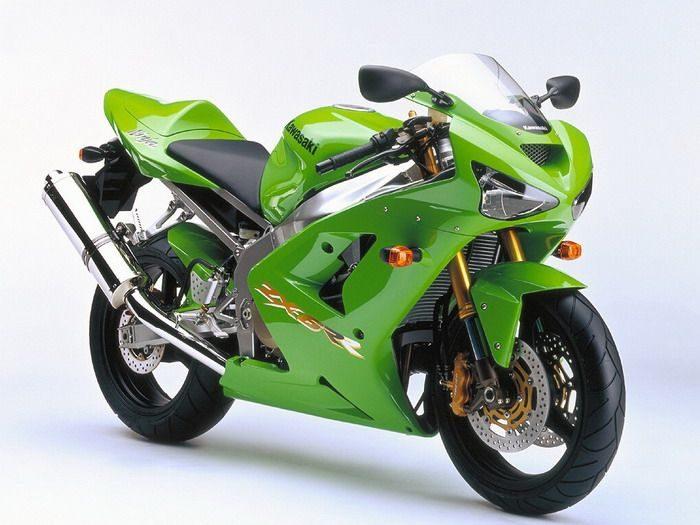 Kawasaki ZX-6R 636 2003 - 10
