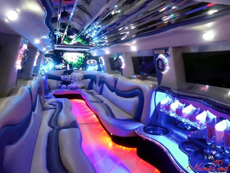 """Лимузины в Кишиневе """"Limousines"""" > Infiniti QX-56 2008"""