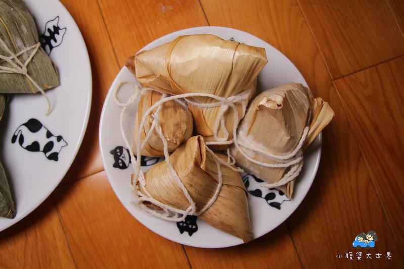 彰化肉粽 009