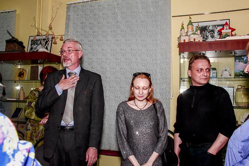 мая 26 2017 - 19:26 - 9. Дебютант сборника Е. Рогачева из Смоленска (в центре)