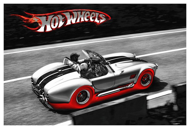 AC Shelby Cobra 427 / The hottest wheels on earth